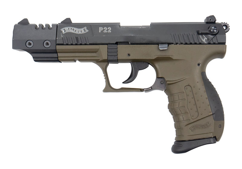 Walther P22 Target