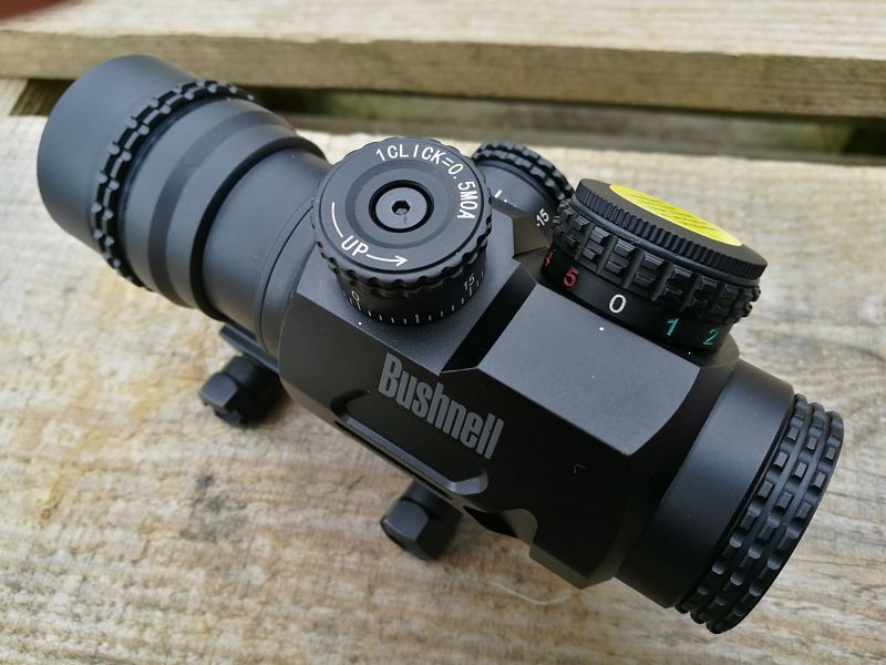 BUSHNELL Accelerate Prism 4x