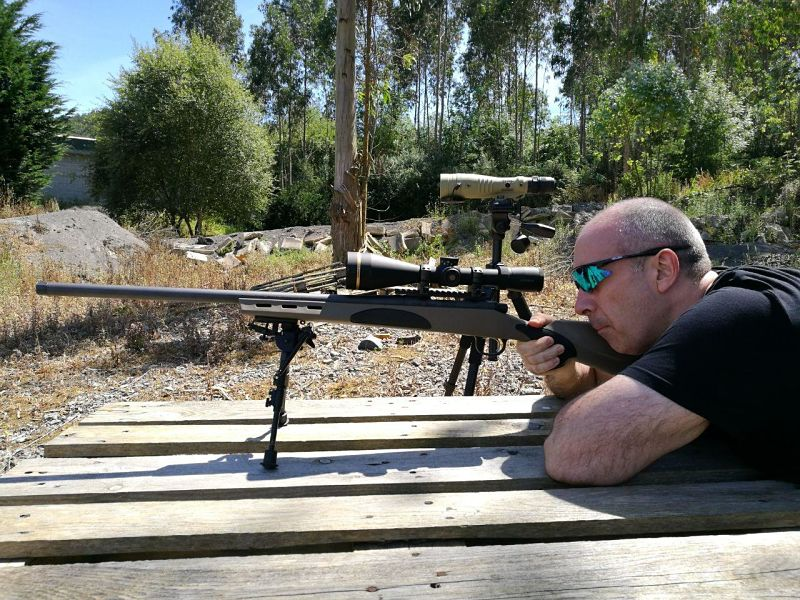 Remington 700 ADL Tactical Equipamiento