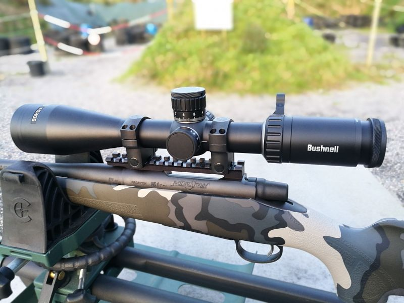 Remington SEVEN KUIU Bushnell FORGE