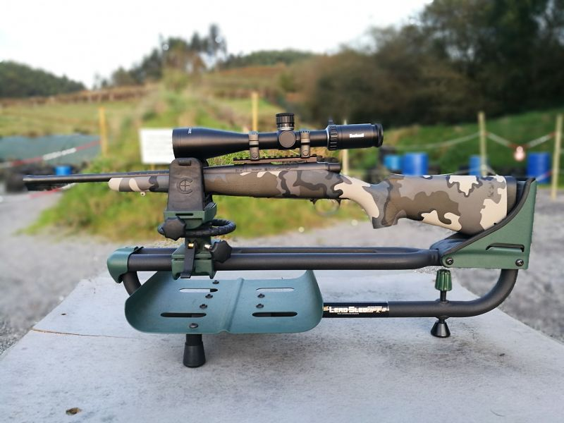 Remington SEVEN KUIU Bushnell Forge y banco CALDWELL