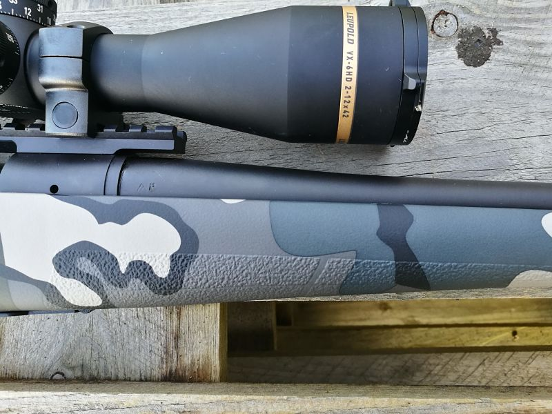Remington SEVEN KUIU Picado Guardamanos
