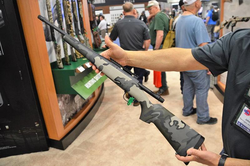 Remington SEVEN KUIU Presentado Shot Show