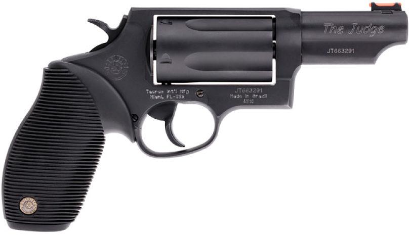 Smith & Wesson Governor. El revólver multicalibre.