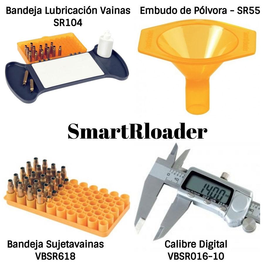 SmartReloader accesorios de recarga