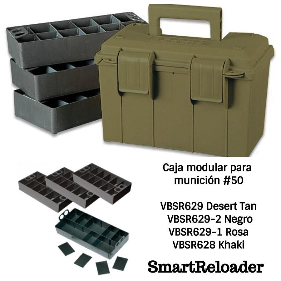 SmartReloader Caja de munición #50