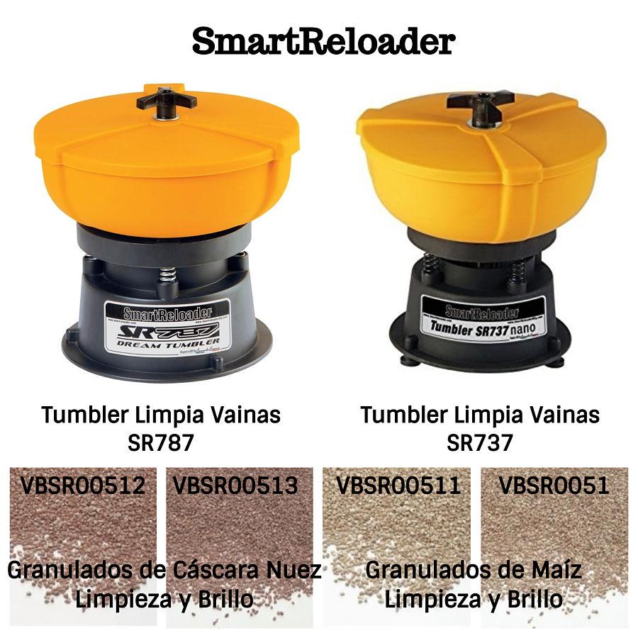 SmartReloader Tumbler limpiavainas
