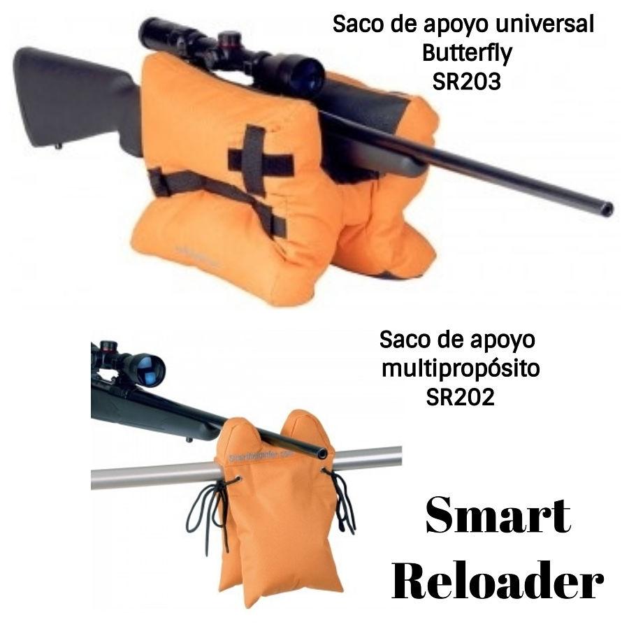 SmartReloader sacos de apoyo multipropósito