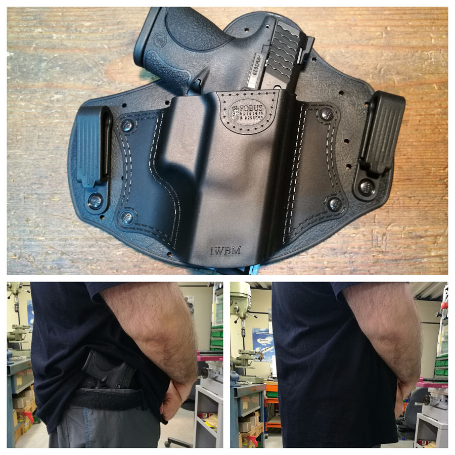 Funda FOBUS para Smith & Wesson M&P Compact