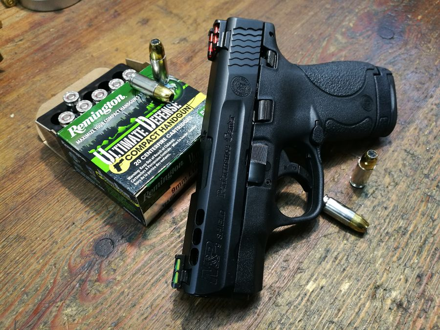 Smith & Wesson M&P Shield Ported