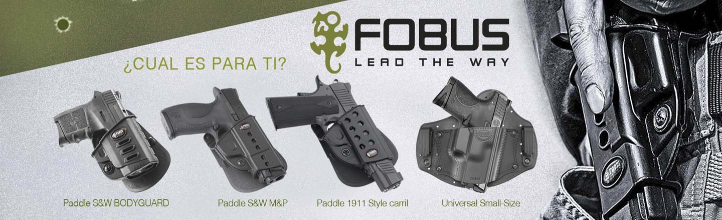 Fobus Holsters - BORCHERS, S.A.