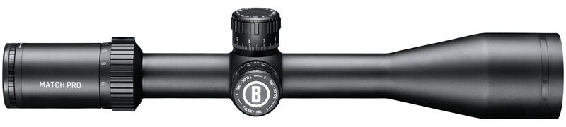 Visor BUSHNELL MATCH PRO 6-24x50 Side Focus Deploy MIL FFP ilum.