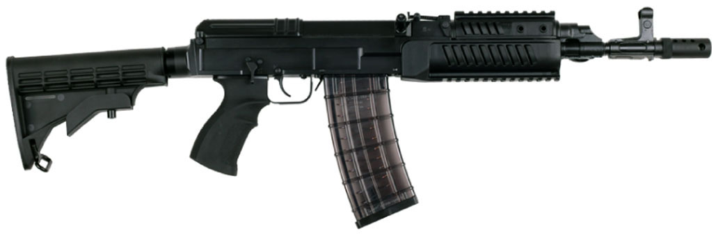 Rifle semiautomático CSA Sa VZ.58 Sporter TACTICAL Compact - 222 Rem.
