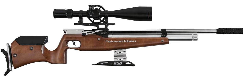 Carabina Feinwerkbau 800 Basic Field Target