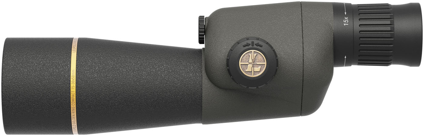 Telescopio LEUPOLD Gold Ring 15-30x50 Compact