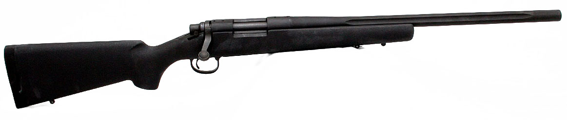 Rifle de cerrojo REMINGTON 700 Police LTR - 308 Win.