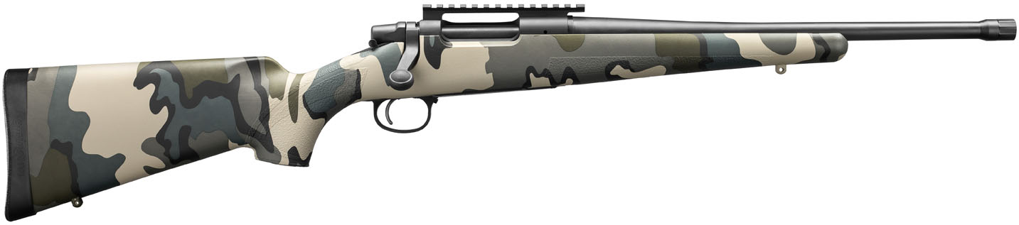 Rifle de cerrojo REMINGTON Seven THREADED - 308 Win.