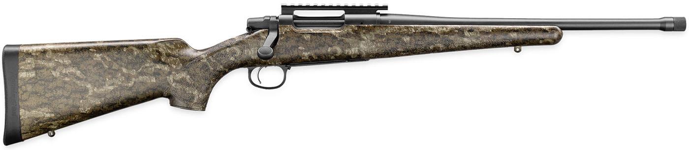 Rifle de cerrojo REMINGTON Seven THREADED Mossy Oak Bottomland - 308 Win.