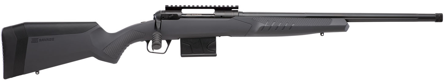 Rifle de cerrojo SAVAGE 110 Tactical - 308 Win.