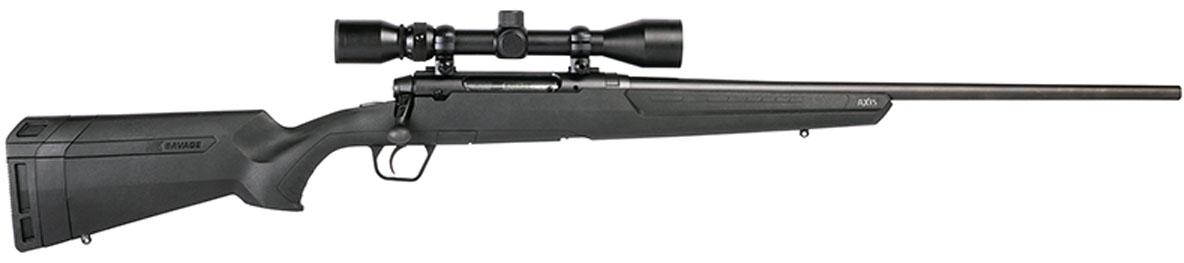 Rifle de cerrojo SAVAGE AXIS XP Compact - 243 Win.