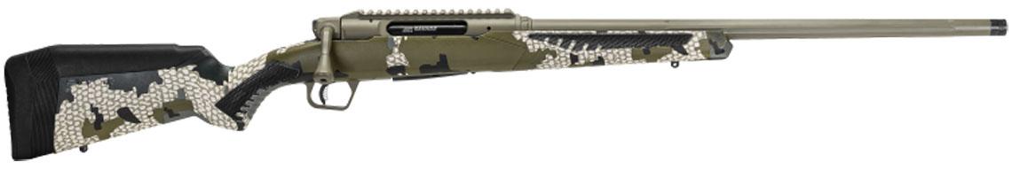 Rifle de cerrojo SAVAGE IMPULSE Big Game - 300 Win. Mag.