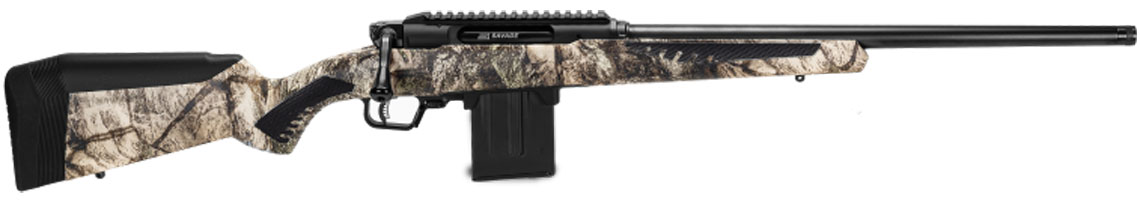 Rifle de cerrojo SAVAGE IMPULSE Predator - 308 Win.