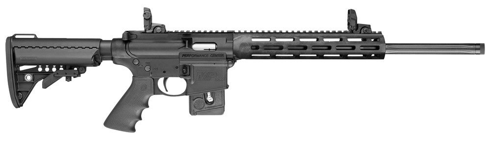 Carabina semiautomática Smith & Wesson M&P15-22 Sport PC
