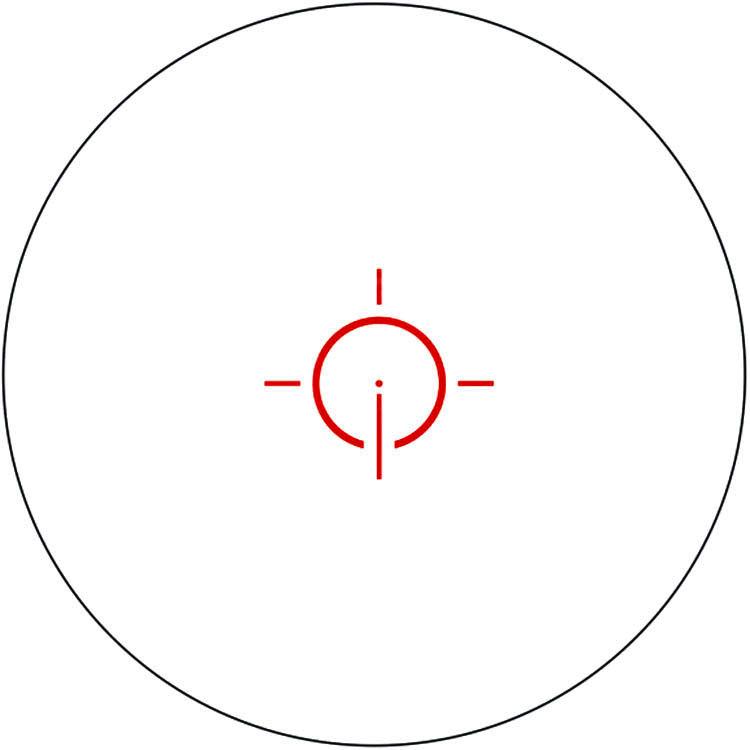 Retícula: Circle Dot / BDC