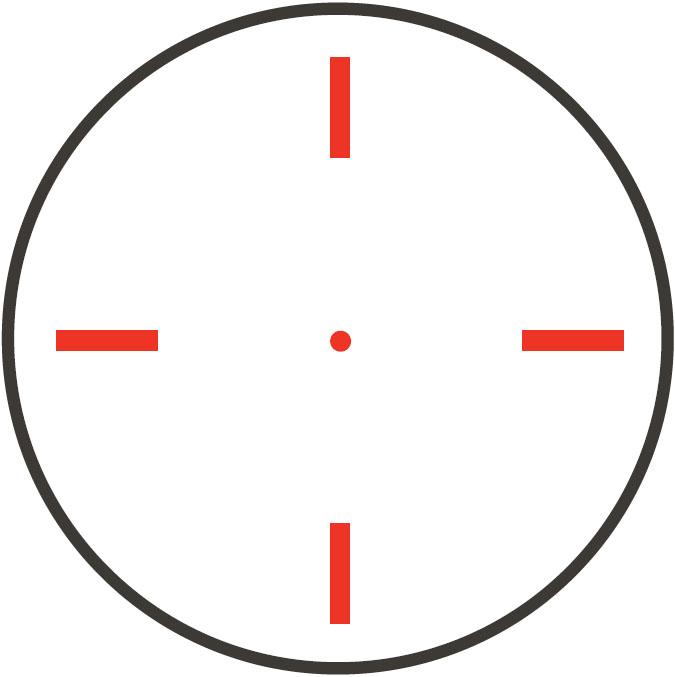 Retícula Crosshair