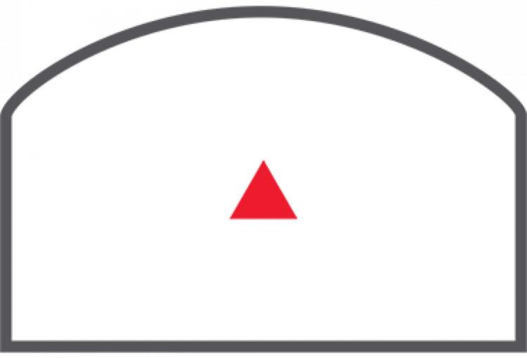 Punto rojo 7.5 MOA Inscribed Delta