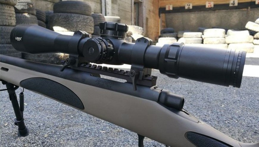 Bushnell Elite Tactical Hunter LRHSi 4,5-18x44. El híbrido para larga distancia.