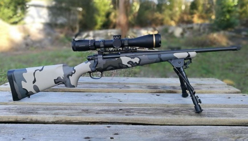 Remington Seven Threaded KUIU Compacto, ligero y preciso