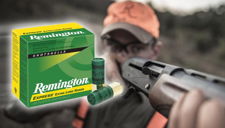Remington Extra Long Range 12-70. Un cartucho para larga distancia.
