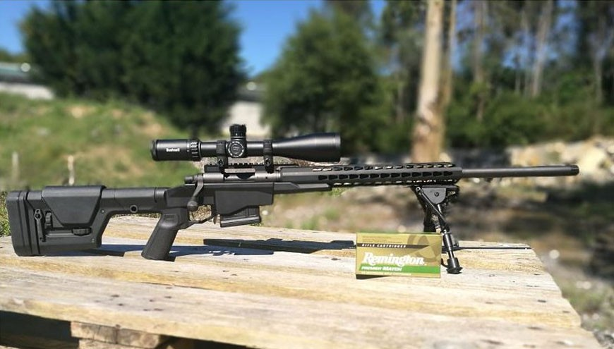 Remington 700 PCR en .308 Win. El rifle polivalente.