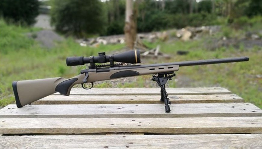 Remington 700 ADL Tactical. El Remington 700 polivalente y económico.