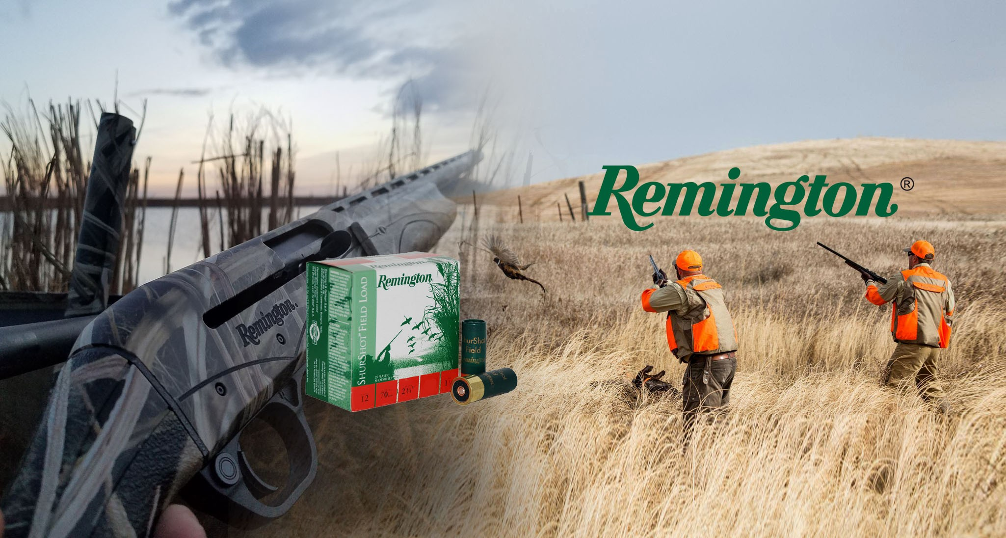 Cartuchos de caza REMINGTON Shurshot